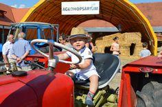 Malý traktorista