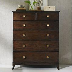 Crestaire - Ladera Chest in Porter - 436-13-10 - Stanley Furniture - Dresser - Bedroom - Modern Furniture