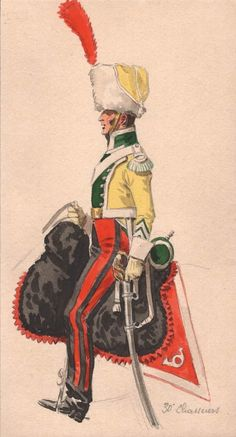 Empire, Napoleonic Wars, Military History, Troops, French, Military Uniforms, 18th, Illustrations, Bulgarian