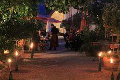 In Tattendorf wurde die Vollmondnacht im Weingut Auer zelebriert. Fotocredit: Weingut Auer