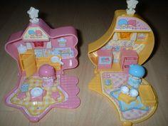 2003 Little Twin Stars Sega Play Sets Retro Toys, Vintage Toys, Homemade Books, Kawaii, Sanrio Hello Kitty, All Things Cute, Little Twin Stars, Little Doll, Cute Toys