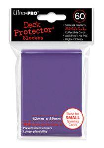 New product added on www.thegamescorner.com.au:  ULTRA PRO Small D...  Have a look here!  http://www.thegamescorner.com.au/products/ultra-pro-small-deck-protector-mini-60ct-purple?utm_campaign=social_autopilot&utm_source=pin&utm_medium=pin