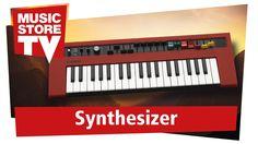 YAMAHA reface YC Vintage Combo Orgel Test und Sound Demo