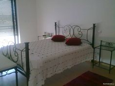 Mobília de quarto em ferro - à venda - Móveis & Decoração, Coimbra - CustoJusto.pt