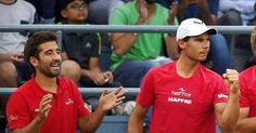 Rafael Nadal and Marc Lopez will play Doubles against India #DavisCup