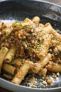 Cookbook Recipes, Cooking Recipes, Bolognese, Cafe Design, Japchae, Spaghetti, Pasta, Vegan, Ethnic Recipes