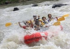 Have an experience with the rafting??In Yogyakarta we have special rafting for you in Ello river and Oyo river. Just check at http://jogjatravelling.com