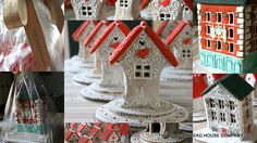 Gingerbread house range for #Fortnum & Mason designed and handcrafted by: https://www.facebook.com/gingerbreadhousecompany