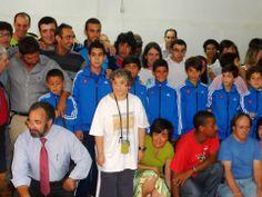 Futebol de Formação do Belenenses visita a Crinabel