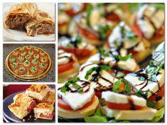 Dédikéink receptjei Archívum - Ketkes.com Okra, Bruschetta, My Recipes, Sushi, Ethnic Recipes, Food, Gumbo, Essen, Meals