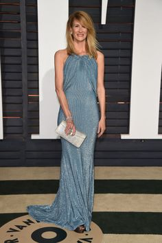 Laura Dern. See what all the stars wore to the Academy Awards' biggest after party.