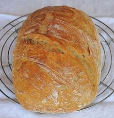 Bread Recipes, Cooking Recipes, Holiday Party Appetizers, Czech Recipes, Bread And Pastries, Savoury Dishes, Food 52, Quick Meals, Food To Make