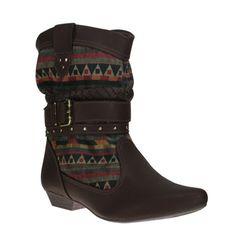 Bota Dakota B6003 - Café (Montijo Himba) - Calçados Online Sandálias, Sapatos e Botas Femininas | Katy.com.br