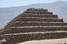 Pirámide de Quimar Tenerife