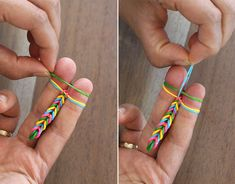 How To Make A Fishtail Loom Bracelet Without The LoomYou can find Rubber band bracelet and more on our website.How To Make A Fishtail Loom Bracelet Without The Loom Loom Band Patterns, Rainbow Loom Patterns, Rainbow Loom Bands, Rainbow Loom Bracelets, Bracelet Patterns, Fishtail Loom Bracelet, Loom Band Bracelets, Rubber Band Bracelet, Diy Bracelets Rubber Bands