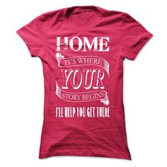 Great Real Estate Agent Shirt!  We Love Real Estate!  www.HomesbyCoastalRealty.com