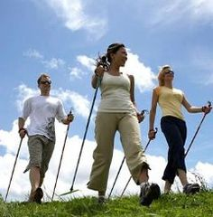 Nordic Walking - Pole Walking Sparkers SparkTeam