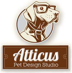Atticus Pet Design Studio Logo