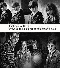 Four for you Gryffindor you go Gryffindor.
