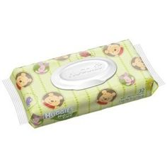 Fragrance Free Baby Wipes