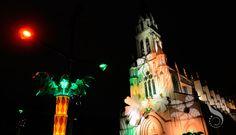 Fête des Lumières 2014 Cours Charlemagne | Palm Beach
