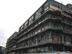 The Abandoned Street Art Haven in Pantin « Untapped Cities
