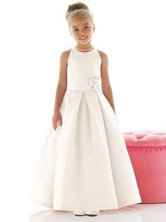 02e86842db6 Flower Girl Dress FL4022. The Dessy Group