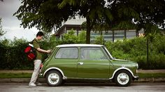 Green Lao Liang Loves Green Classic Mini by jiazi