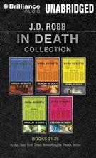 J.D. Robb In Death Collection, Books 21-25 - J. D. Robb - Äänikirja CD (9781469226774) - Kirjat - CDON.COM