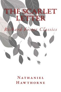 6 x 9 wglossy cover finish the scarlet letter