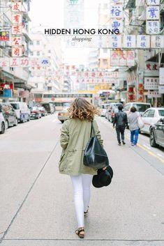 Hong Kong Shopping Guide