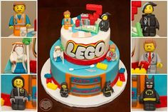 Lego Movie cake | Birthday party ideas | Pinterest