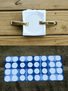 In Color Order: DIY Shibori Indigo Dyeing Tutorial A comprehensive guide to Shibori Indigo Fabric Dyeing techniques for beginners. Lots of before and after resist methods included. Tie Dye Tutorial, Fabric Dyeing Techniques, Tie Dye Techniques, Shibori Fabric, Shibori Tie Dye, Diy Ombre, Natural Dye Fabric, Natural Dyeing, Textile Dyeing