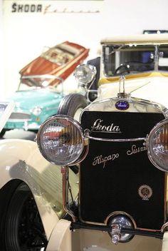 Skoda - Hispano Suiza