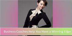 BUSINESS COACHES HELP YOU HAVE A WINNING EDGE.   www.macswomenonline.com
