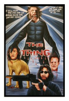 The Thing By J.A. Fasco