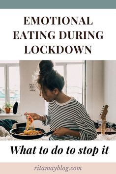 Do you find yourself standing in front of the fridge more often than usual? Do you snack constanly during lockdown? This post shows you how to stop emotional eating during the lockdown. #emotionaleating #lockdown #overeating Womens Wellness, Health And Wellness, Health Tips, Notebooks, Journals, Weight Gain, Weight Loss, First Health, Binge Eating