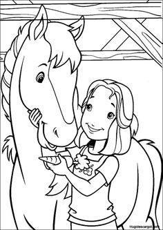 holly hobbie my horse