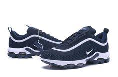 b1eb8ff23101 Cheap Nike Air Max 97 UL 17 TN KPU Men Royal Blue White Shoes To  Worldwide