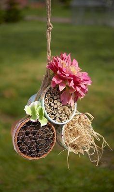 Insektenhotel bauen | VBS Hobby Bastelshop