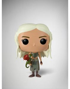 Funko Game of Thrones Daenery Pop Figure