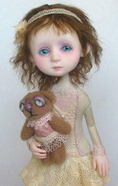 Annie - original doll by Ana Salvador