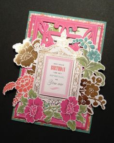 Chinoiserie Birthday Card with Anna by PinkPetalPapercrafts, $8.00