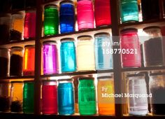 High-Res Stock Photography: Glass Jars