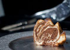 Bundt Cake Marmolado de Vainilla y Chocolate - Marbled Chocolate Bundt Cake