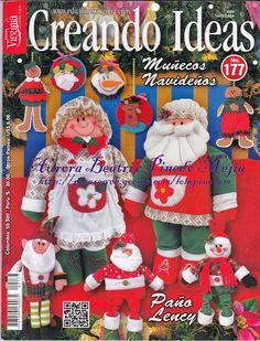 Molde Santa claus en la chimenea - Blog de Santa clauss Christmas Books, Christmas Holidays, Christmas Crafts, Merry Christmas, Cross Stitch Books, Book Crafts, Craft Books, Free Books, Ronald Mcdonald