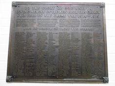 War Memorials, Public Art, Memories, Personalized Items, Memoirs, Souvenirs, Remember This