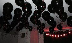 Image about love in 🐼🐼🐼 by Moni Simeonova on We Heart It 16th Birthday, Birthday Parties, Happy Birthday, Birthday Ideas, Erich Von Stroheim, House Of Balloons, Black Balloons, Aesthetic Grunge, Aesthetic Black