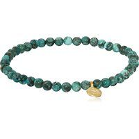 Satya Jewelry New Classics Turquoise Om Stackable Stretch Bracelet$69More details