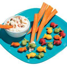 32 Healthy Kids Snacks - parenting.com